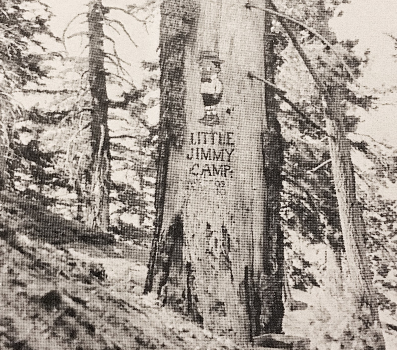 Little Jimmy Campground history