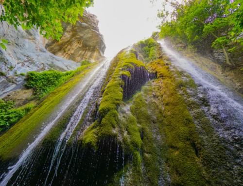 Devil Gulch Falls