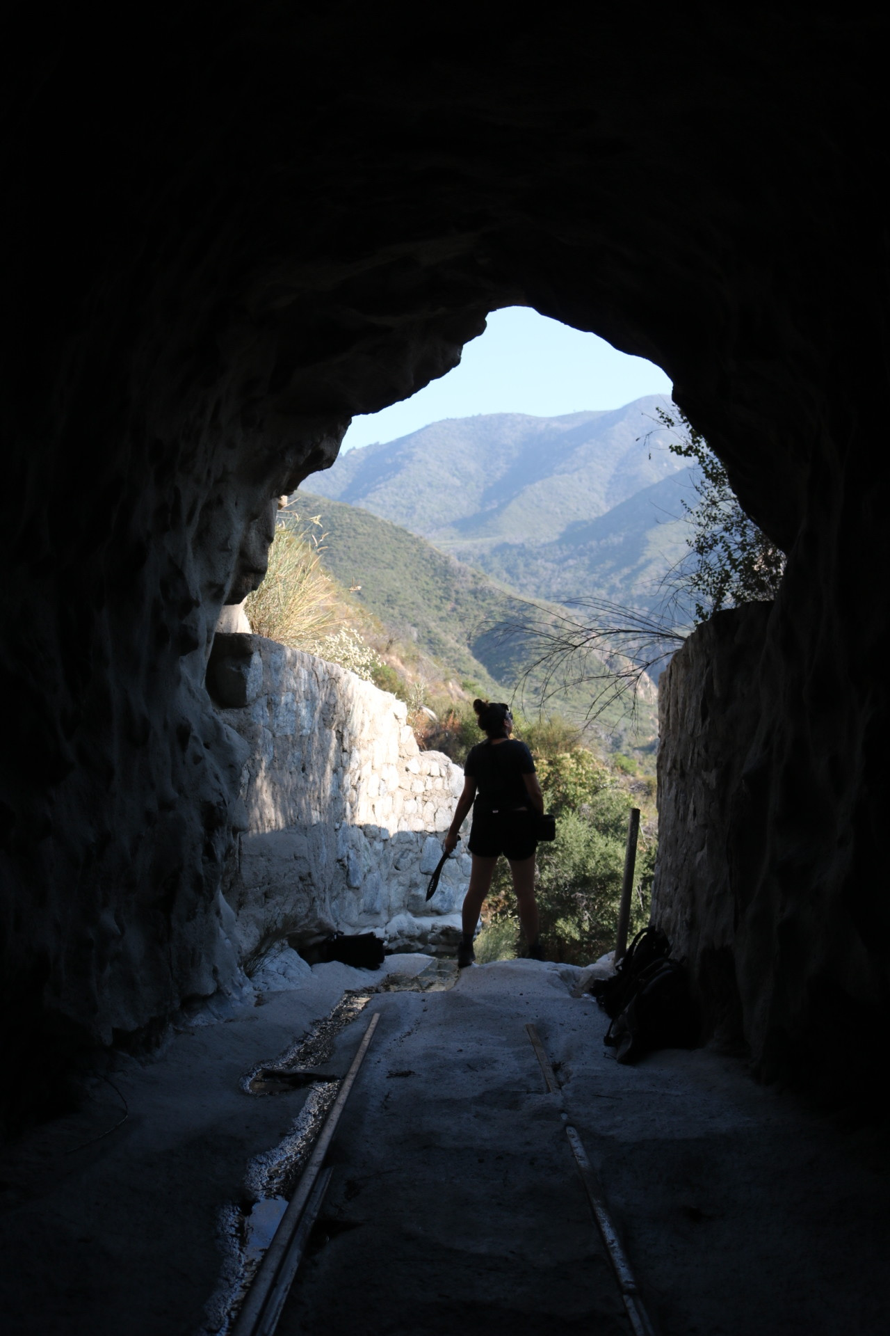 Big Tujunga Water Tunnels