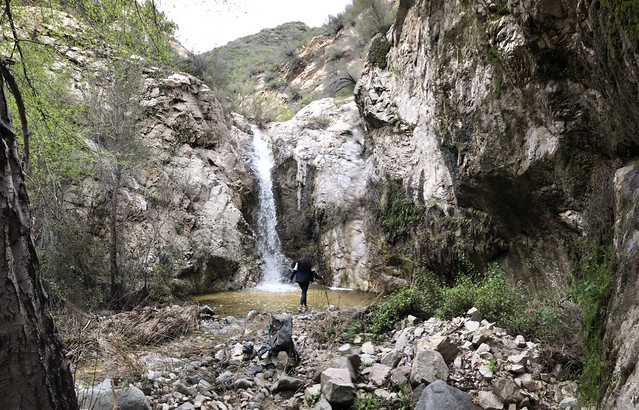 Vogel Canyon Falls