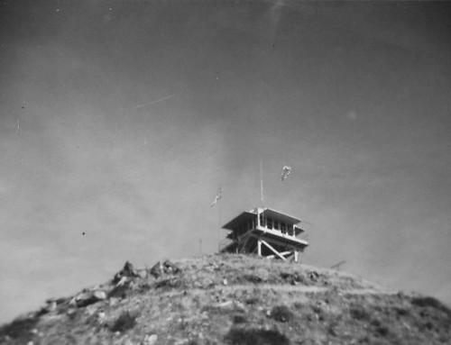 Josephine Peak Lookout