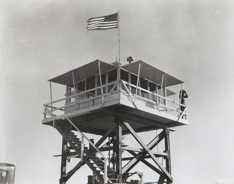 Whitaker Peak Lookout