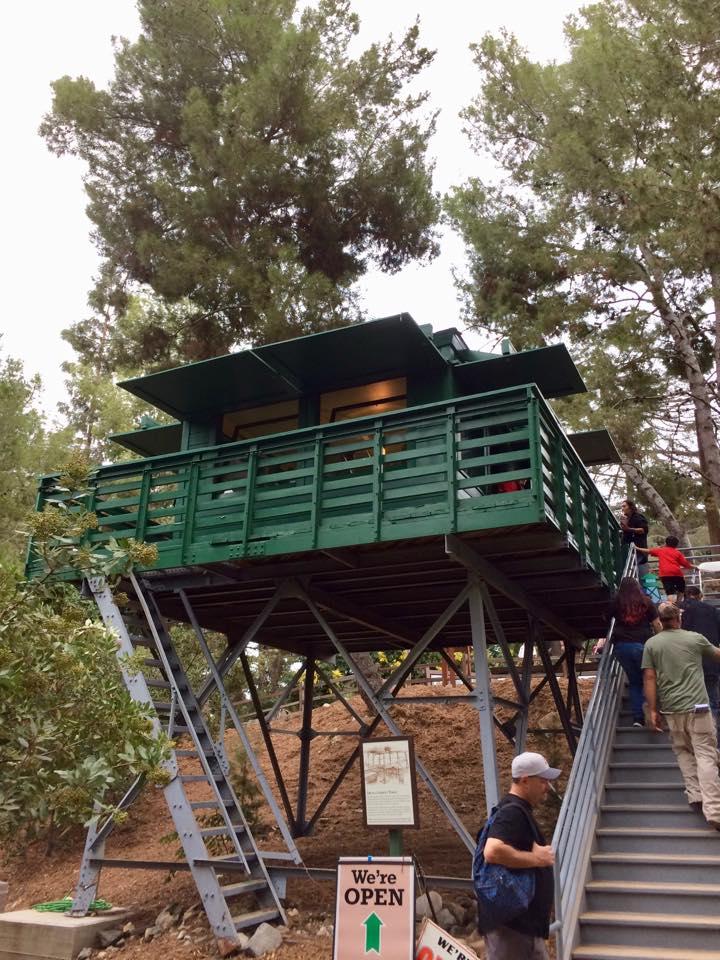 Johnstone Peak (San Dimas) Lookout